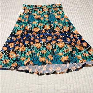 NWT LulaRoe Maxi skirt size 3X